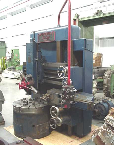 "40 HP, 5 POSITION TURRET HEAD, TOOL HOLDER, 16"" BORING BAR"