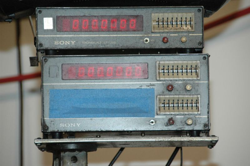 """BULLARD50"""" 4-J/54"""", SH, TH, DRO, 25 HP, ENCLOSURE, THREADING"""