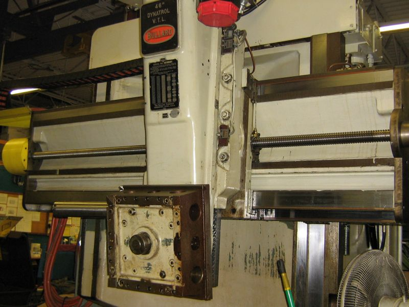 "FANUC 21 T, 60"" SW, 40 UR, 50 HP, TH"