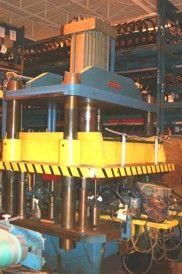 CANADIAN AUTOMATION200 TON