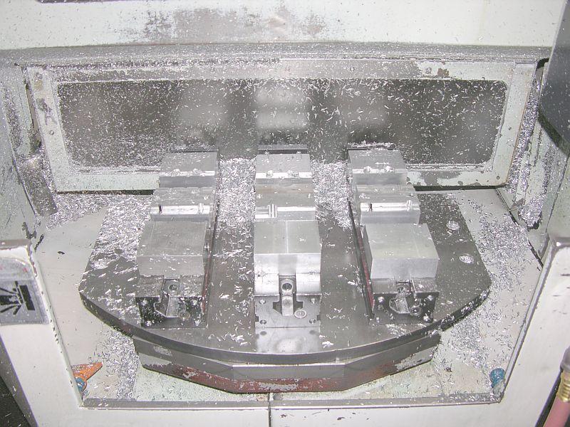 ENSHUYASNAC ENAC J50, (2) PALLETS, 10K RPM, BT 30