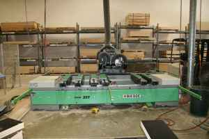 "TRISTAR PLASTICS BIESSE [ROVER 322] - 132.75"" X 47.25"" POD AND RAIL POINT-TO-POINT MACHINING CENTER"