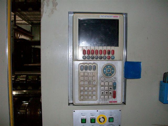 VAN DORN2000 TON 540 OZ VAN DORN , PATHFINDER 5000 CONTROL