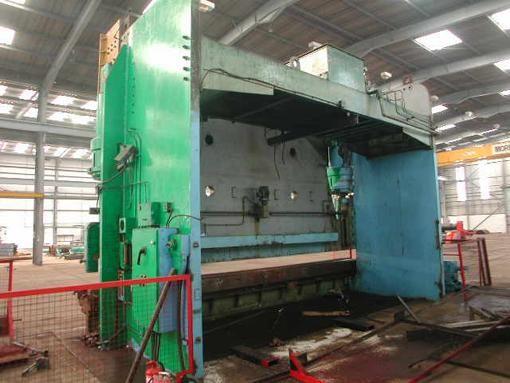 BRONX1000 TON X 7300mm, O.A., 6225mm B.H.,  NO CONROL