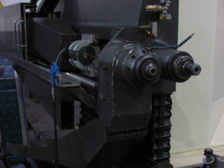"""TARUS2 SPINDLE CNC GUN DRILL, 144""""x60""""x84""""x30"""", 2000"""
