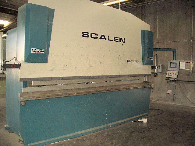 SCALEN150 TON X 14'