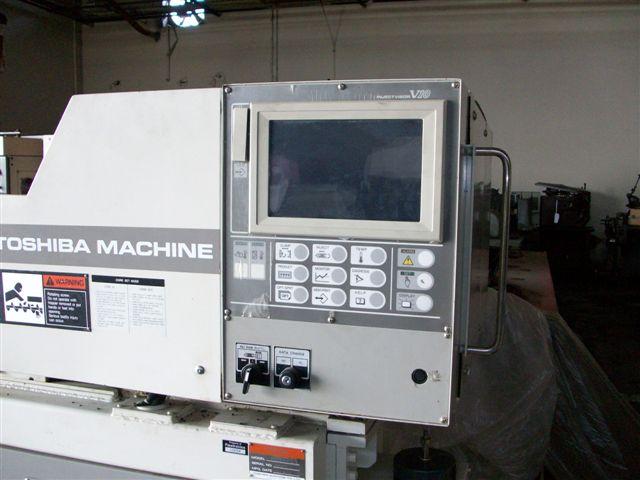 Toshiba60 TON 3 OZ TOSHIBA, INJECTVISOR V10 CONTROL