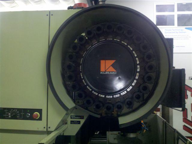 KURAKIFANUC 11M, 6K RPM