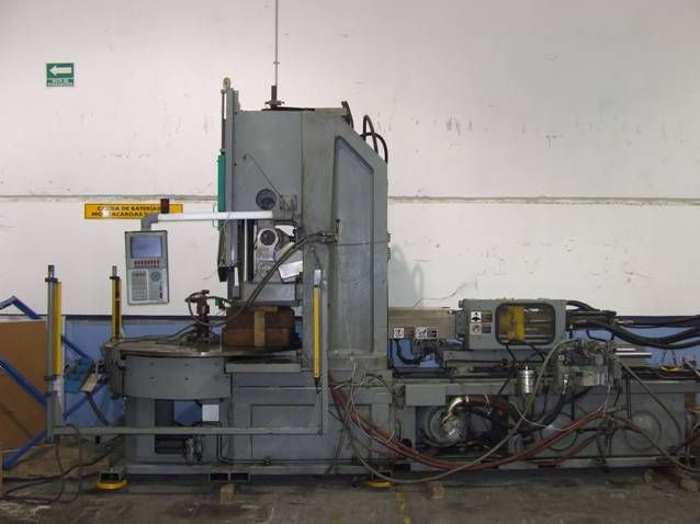NEWBURY200 TON 21 OZ ,VERTICAL CLAMP ROTARY TABLE ,PATHFINDER 3000