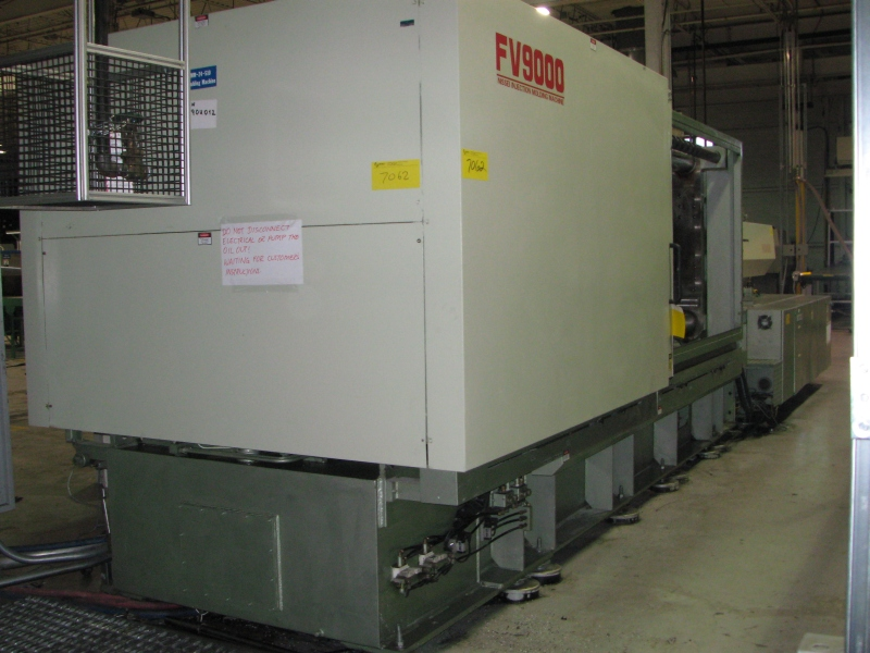 NISSEI618 TON 89.5 OZ ,NC9000 CONTROL , CP