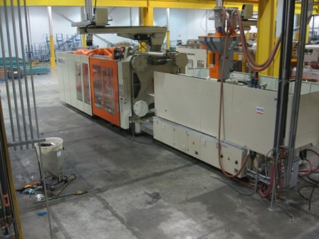 WELLTECH MACHINERY1800 TON 338 OZ , WELLTEC