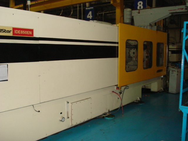 """GOLDSTAR920 TON  162 OZ ,43.3"""" TIE BAR, 62.2"""" PLATEN , TWO AVAILABLE"""