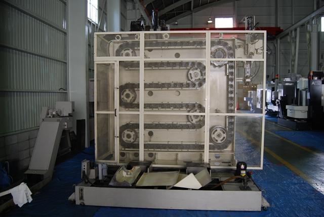 """OKUMA & HOWAFANUC 16M, 65""""x61.2""""x39.4""""x150x360, CAT 50, 120 ATC, 30HP"""