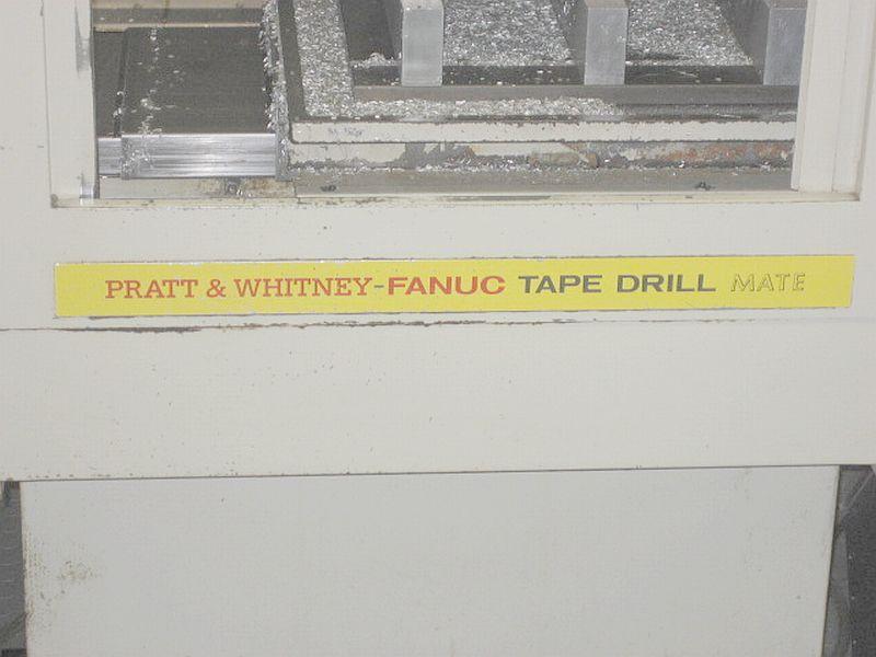 """PRATT & WHITNEYFANUC OM, 19.7"""" x  14.9"""" x 11.8"""" TRVLS, 10 ATC"""