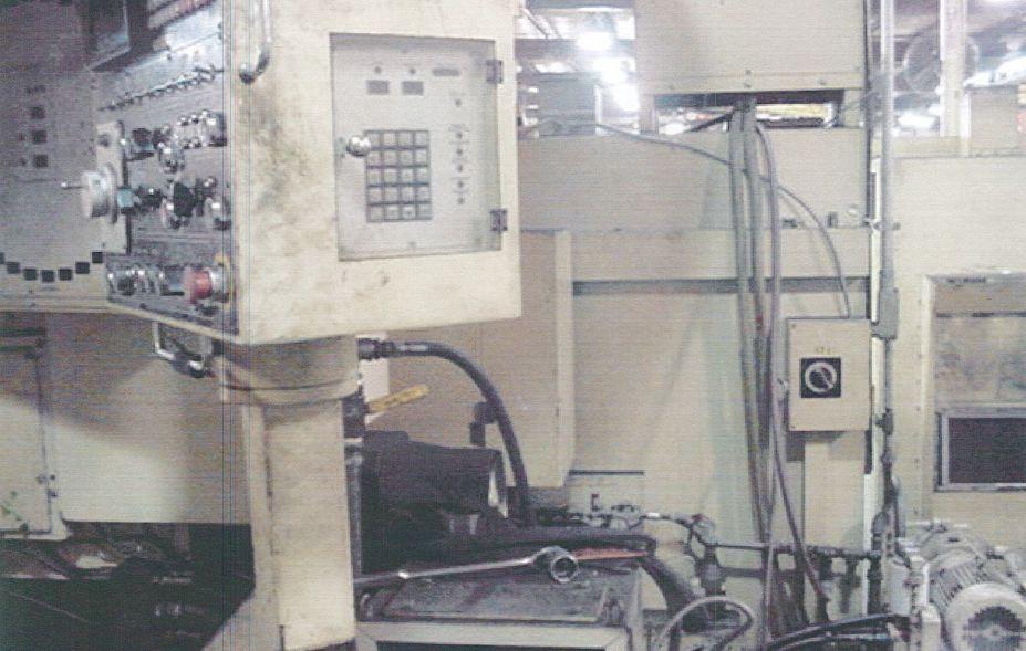 "OKUMA & HOWAFANUC 6M CNC CONTROL, 19.68"" PALLETS, CAT 50, 4K RPM, 23.62"" x 19.68"" x 21.65"" TRAVELS"