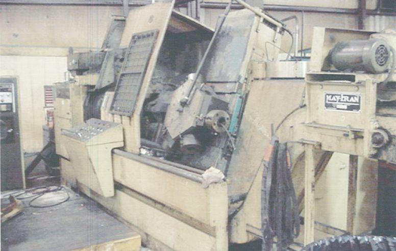 "WARNER & SWASEYAB7100 CNC CONTROL, 16"" CHUCK, 8.375"" BORE, 2-AXIS"