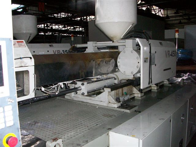FORTUNE495 TON 65.9 OZ  FORTUNE, V- 8000 CONTROL, CORE PULL * integrated sold