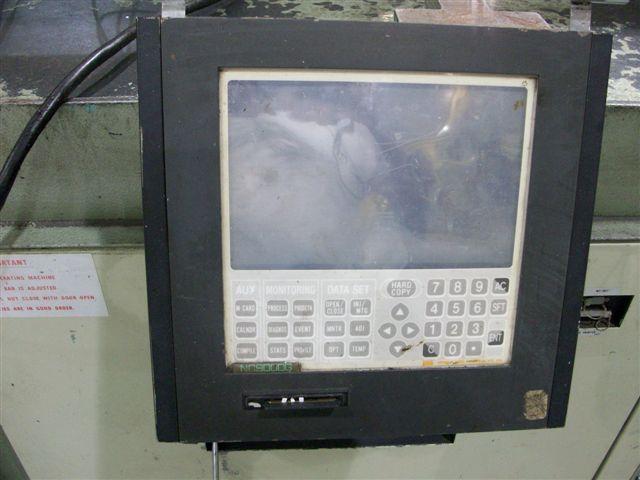 NISSEI720 TON 131 OZ, NISSEI, NC9000G CONTROL sold at pmp auction