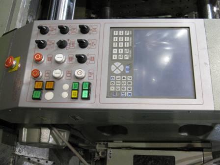 NISSEI500 TON 68 OZ , NISSEI, NC9300T CONTROL SOLD TO PLASTICOS PROMEX