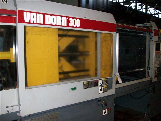 300 TON 25.4 OZ ,VAN DORN ,PATHFINDER 3000 CONTROL ** sold to boardman