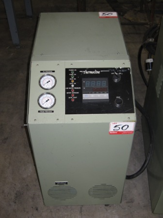 1 HP , 12 KW , 480 VOLT , 19 FULL LOAD AMPS, 35 GPM FLOW ** sold **