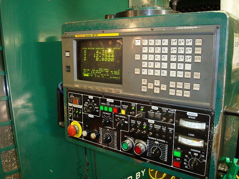 KASUGAF-18M, 6K RPM, CTS PLUMBED, 30 ATC, CC