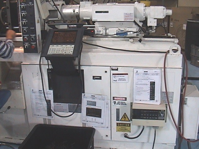 NISSEI44 TON  1.6 OZ ,NISSEI, NC9000 CONTROL, 440 VOLT