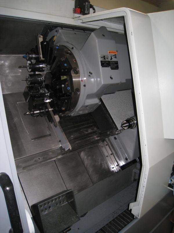 KIAKIA MODEL SUPER KIA TURN 15 LM MILL/TURN CNC LATHE