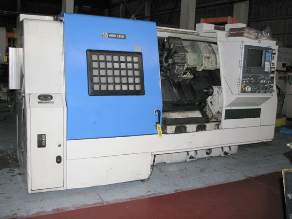 "FANUC 15TF CNC, 23.6"" SWING, CHIP CONVEYOR"
