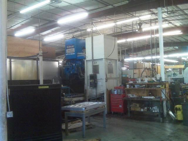 "Toshiba5 AXIS, 177""x82""x23"", 30"" A/B-AXIS, 12K RPM, 50 TAPER"