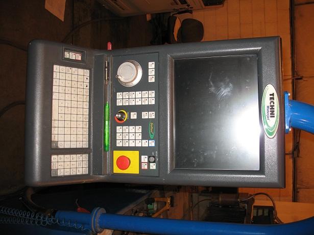 TECHNI6'X12', 60K PSI, LESS THAN 800 HRS