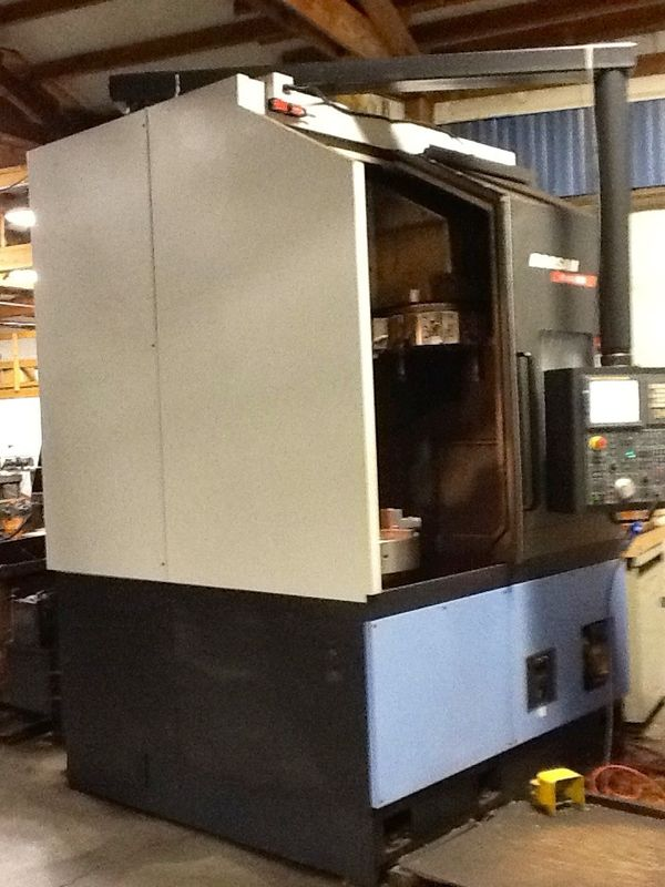 "31"" SWING, 15"" CHUCK, FANUC 18iT"