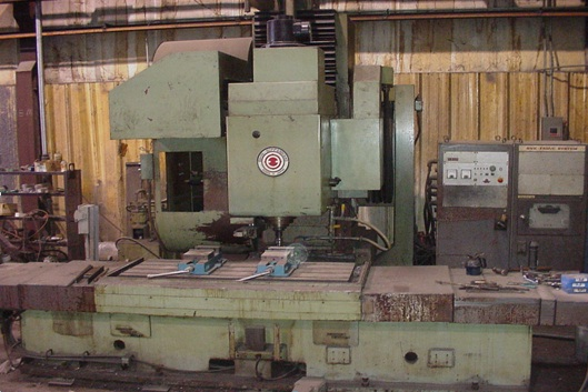 SNK FSP 50V Vertical Machining Center New: 1981