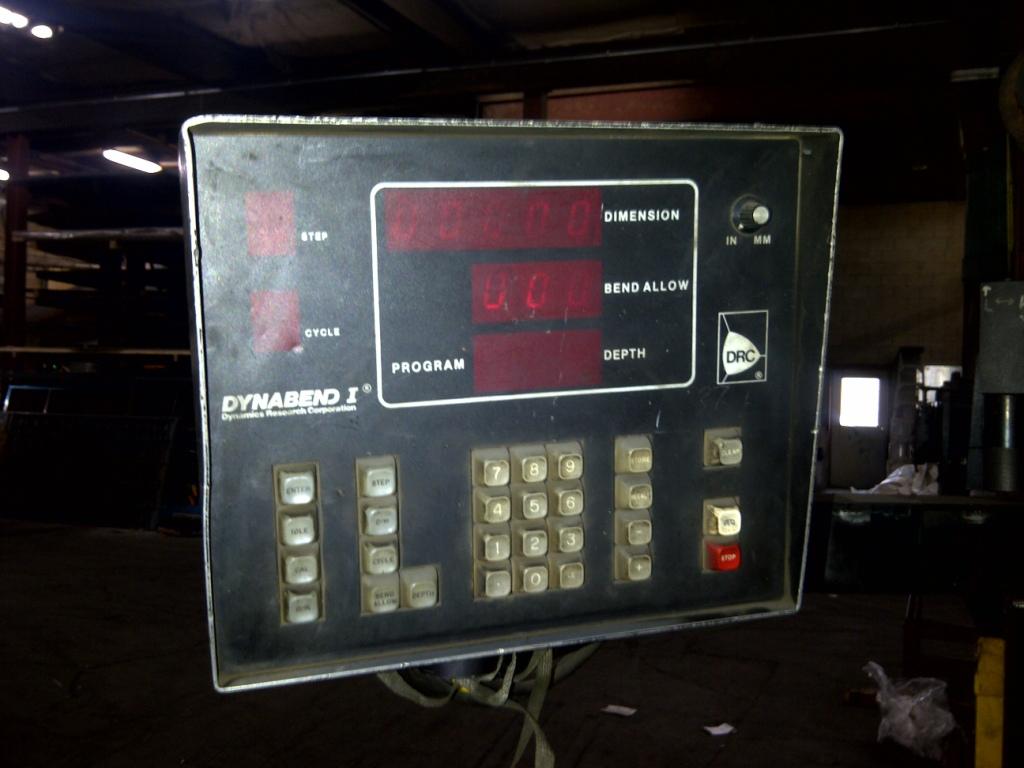 NIAGARA175 TON, 14FT, CNC AUTOMATIC 2000, 3-AXIS