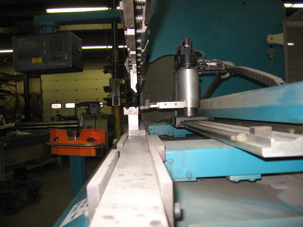 70 TON, 8' CNC 5-AXIS PRESS BRAKE