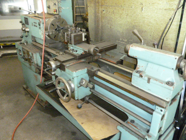 "Gap Bed Lathe, 19-5/8"" swing x 78-3/4"" length of cut"