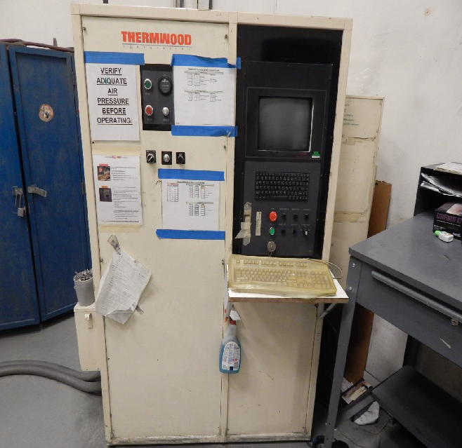 THERMWOODThermwood Cartesian C70 5 axis router, 2003