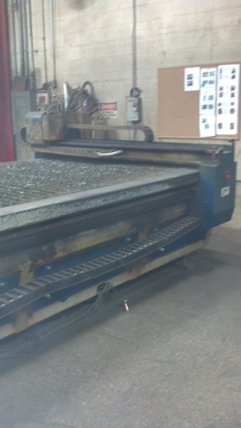 KIEFER AKSHT2000 and a HD3070, Free standing control panel, Digital Readout, Analog Screen