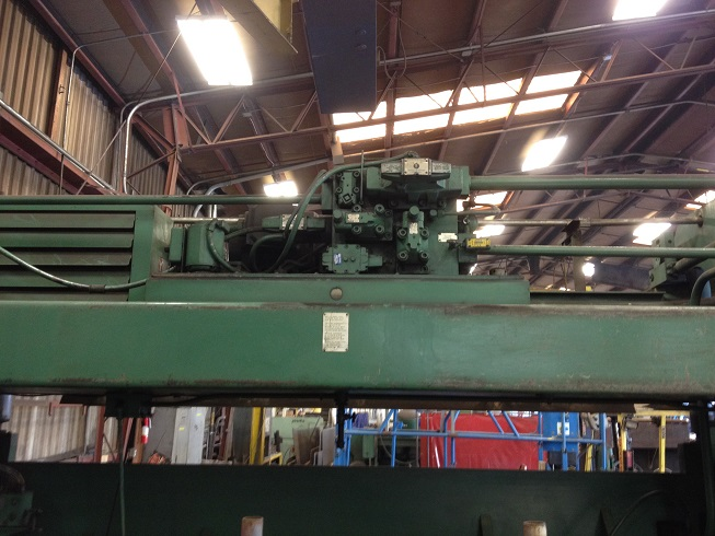 """Cincinnati5/8"""", 12', Hydraulic Shear w/ Backguage"""