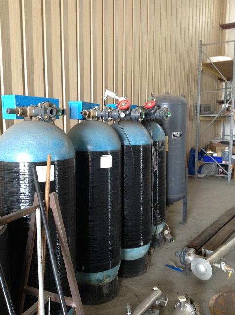 5 Membrane, 320 PSI, Heat Exchanger