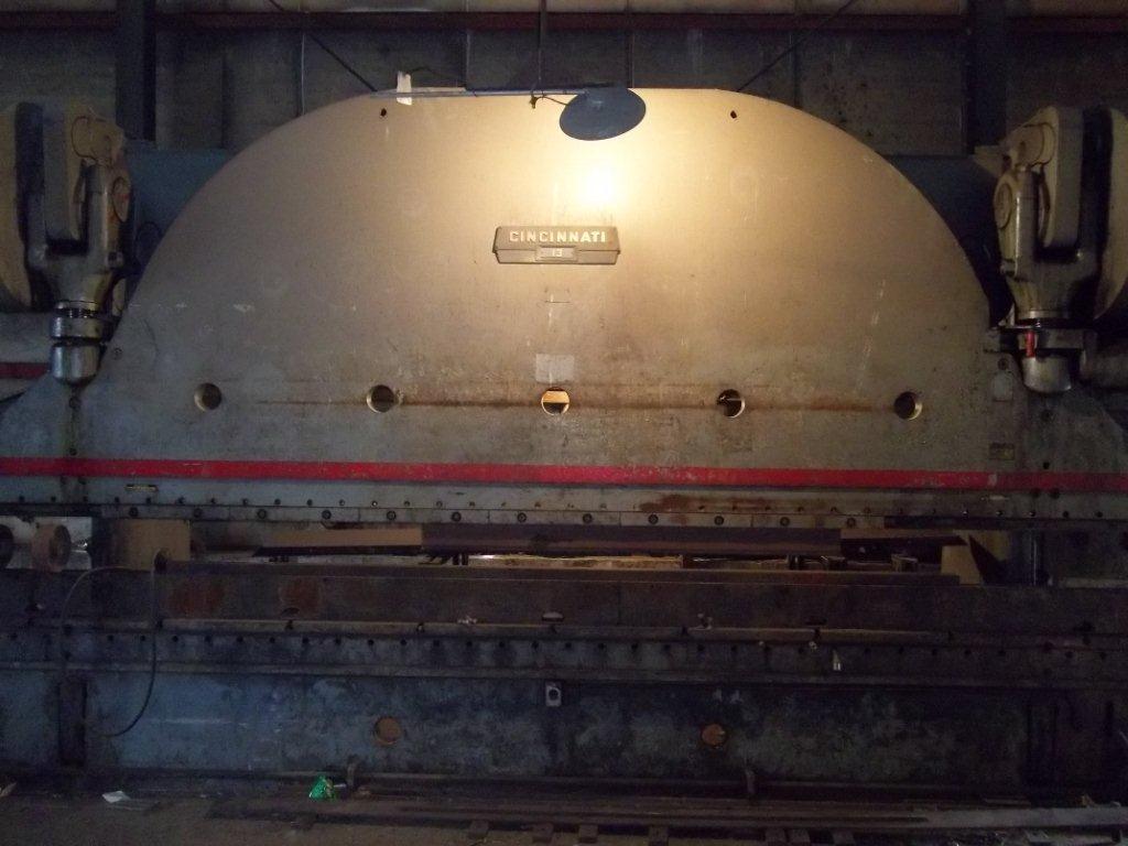 Cincinnati 400 Ton