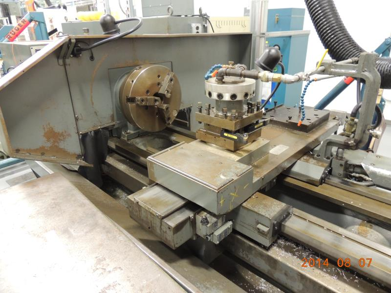 "American20"" x 78"" 3-Axis NC Turning Center"