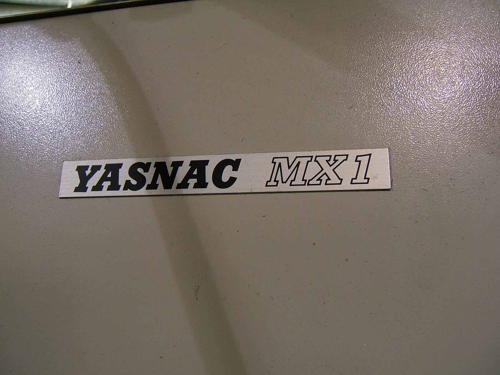 ACROLOCYasnac MX-1 Control