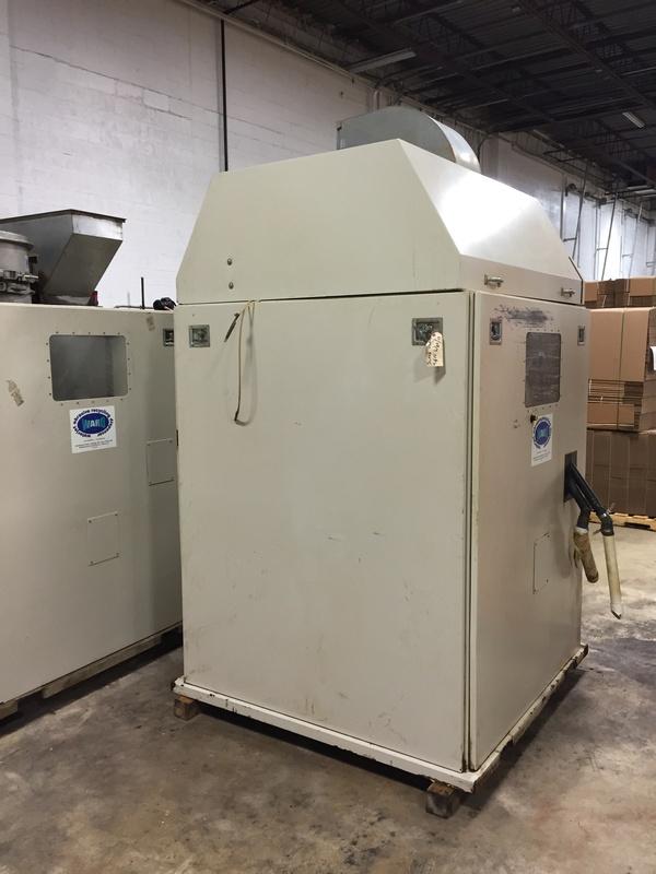 WARDWard One Abrasive Recycling Unit
