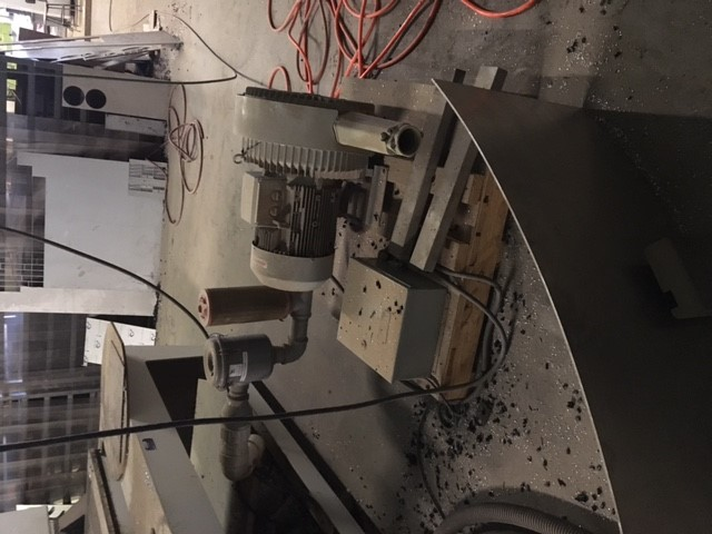 "Multicam 5000 CNC Router, 2012, 50"" x 100"", 16HP"
