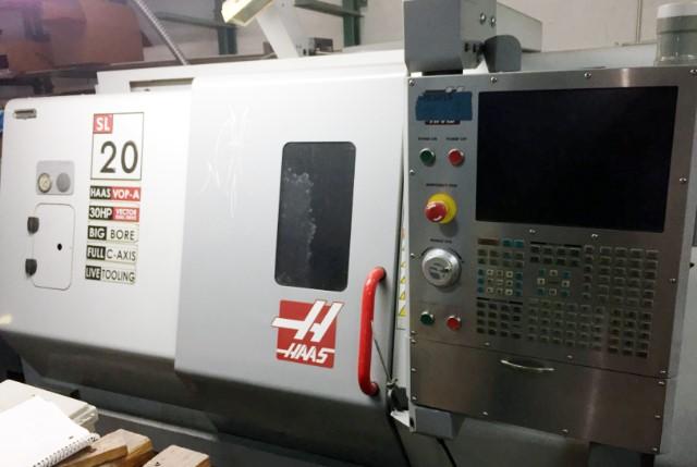 Haas SL-20
