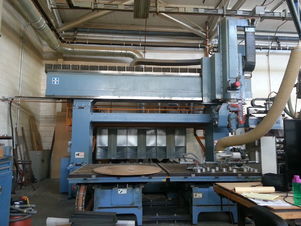 HEIAN NC-162 5-AXIS, New: 1999