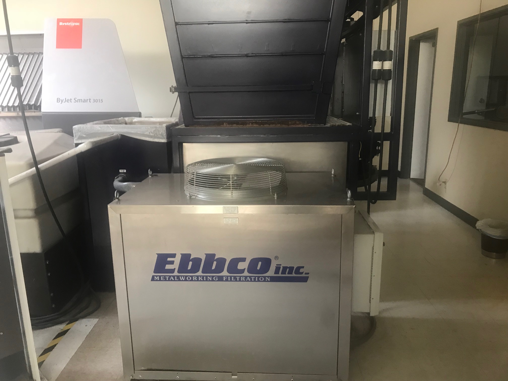 BYSTRONICBystronic Smart 3015 Dual Head Waterjet, New 2011, Ebbco Filtration, Water Level Control, Sludge Removal, Hopper, Parts Collector - 720 Hours!