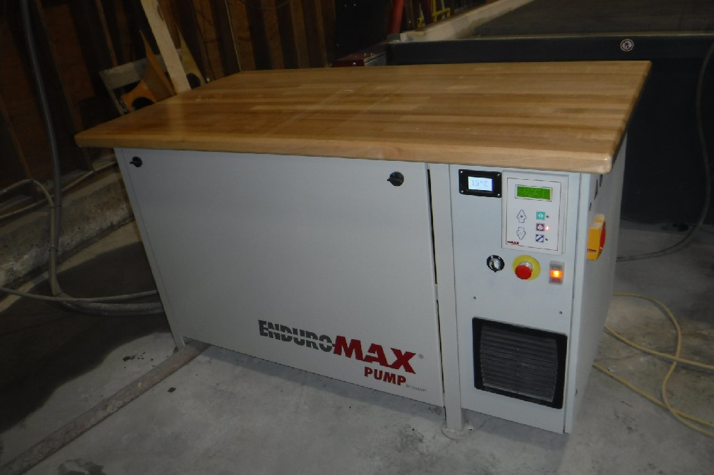 """OMAXOmax Maxiem 2040, 157"""" x 78"""", 12"""" Motorized Z, Solid Removal System, Under 300 hours! Transferable warranty and license for software seats"""