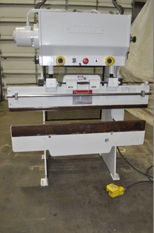 20 TON x 6′ WYSONG PRESS BRAKE